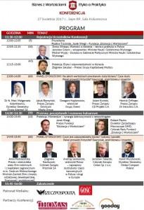 Program_konferencja Biznes z Wartosciami